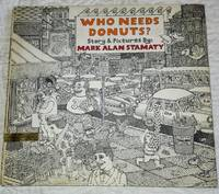 image of WHO NEEDS DONUTS?
