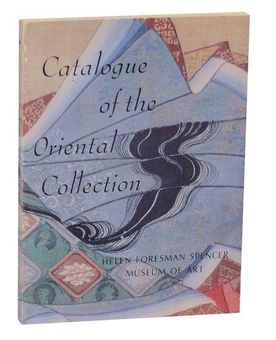 Lawrence, KS: Helen Foresman Spencer Museum of Art, The University of Kansas, 1980. First edition. S...