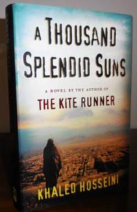 A Thousand Splendid Suns Signed