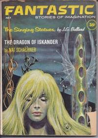 """FANTASTIC Stories of the Imagination: July 1962 (""""Shield"""")"""