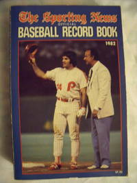 Official Baseball Record Book 1982 Edition