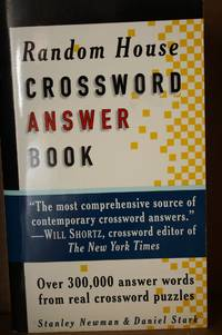 Random House Crossword Answer Book