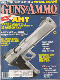 image of A Vintage Issue of Guns and Ammo Magazine for May 1987