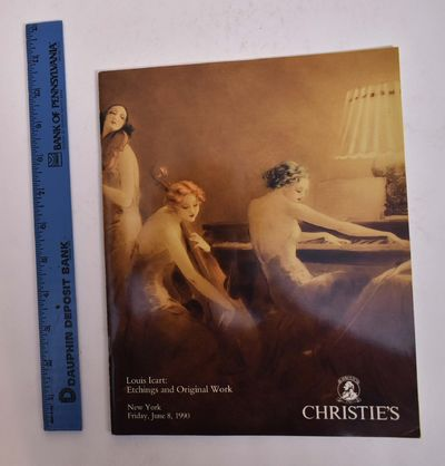 New York: Christie's, 1990. Paperback. VG-. Shelf wear, clean contents.. Brown and bronze-illustrate...