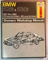 image of Bmw 528 1 and 530 1 1975-80