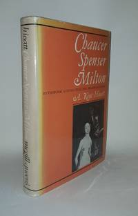 CHAUCER SPENSER MILTON Mythopoeic Continuities and Transformations