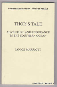 THOR'S TALE : Adventure and Endurance in the Southern Ocean