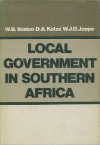 Local Government in Southern Africa