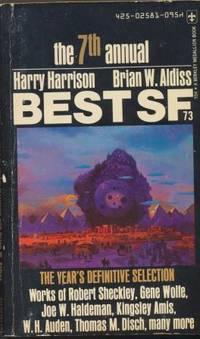 THE 7th ANNUAL BEST SF 1973