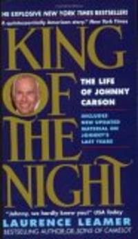 image of King of the Night: The Life of Johnny Carson [Mass Market Paperback]