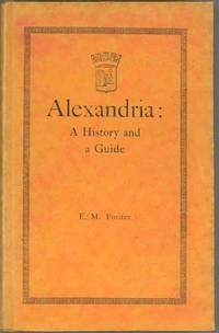 image of Alexandria:  A History and a Guide.