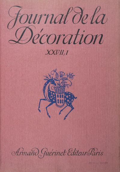 Paris: Armand Guérinet, 1926. First edition. Hardcover. g to vg. Folio (14 x 10 1/4