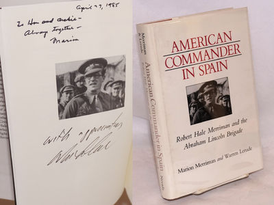 Reno: University of Nevada Press, 1986. xiii, 255p. + 16p. photos, signed and inscribed by both auth...