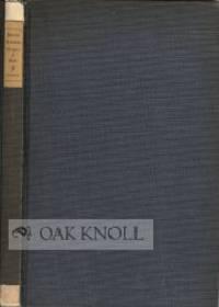 BRUCE ROGERS, DESIGNER OF BOOKS by  Frederic Warde - Hardcover - 1925 - from Oak Knoll Books/Oak Knoll Press (SKU: 62462)