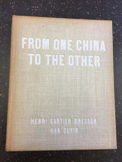 New York: Universe Books, 1956. First Edition, First Printing. Hardcover. Quarto, unpaginated; VG-/n...