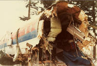 image of Collection of 63 photographs of the crash of United Airlines Flight 173