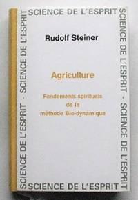 image of Agriculture. Fondements spirituels de la méthode bio-dynamique