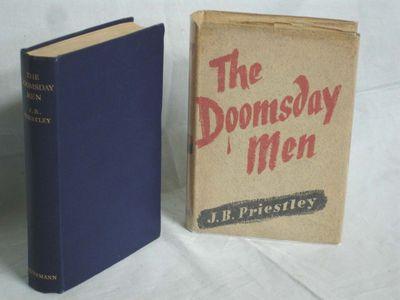 London, (1938): William Heinemann Ltd. First Edition. Octavo. 312pp., bound in blue cloth, spine let...