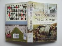 image of Public Schools and the Great War: the generation lost
