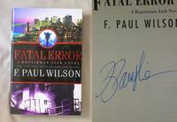 Fatal Error: A Repairman Jack Novel