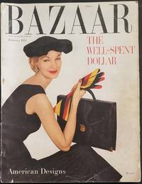 Harper's Bazaar. Incorporating Junior Bazaar.  February 1953.