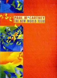 Paul McCartney The New World Tour Magazine