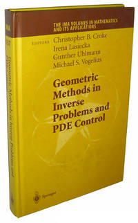 image of Geometric Methods in Inverse Problems and PDE Control (The IMA Volumes in Mathematics and its Applications)