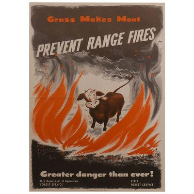 Grass Makes Meat: Prevent Range Fires
