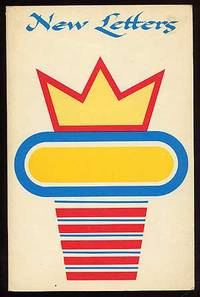 Kansas City: U. of Missouri, 1973. Softcover. Near Fine. First edition. Near fine in wrappers. A col...