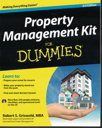 image of Property Management Kit For Dummies