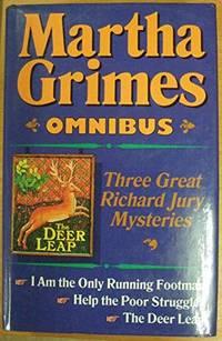 image of A Martha Grimes Omnibus