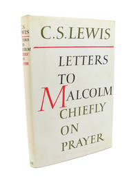 image of Letters to Malcolm - Chiefly on Prayer