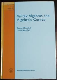 Vertex Algebras and Algebraic Curves (Mathematical Surveys and Monographs)