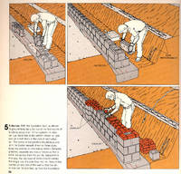 image of Outdoor structures. [Volume 13 of Home Repair and Improvement Series] [Laying the groundwork -- Borders of wood, brick and iron -- Quick-and-easy backyard building -- A roomy all-purpose structure]