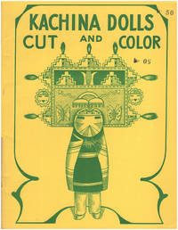Kachina Dolls: Cut and Color