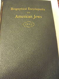 Biographical Encyclopaedia of American Jews