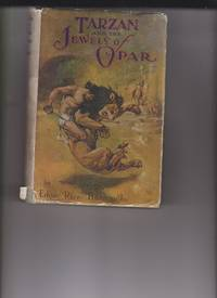 image of Tarzan and the Jewels of Opar by Burroughs, Edgar Rice