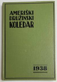 image of Ameriski druzinski koledar (American family almanac). 1938