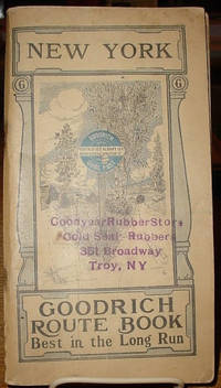 Goodrich Route Book of New York