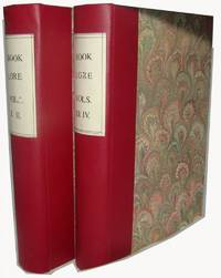 Book-lore: A Magazine Devoted To Old Time Literature. Four Volumes Bound in Two