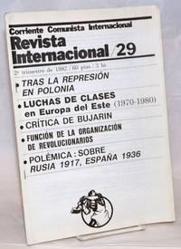 Revista internacional. No. 29