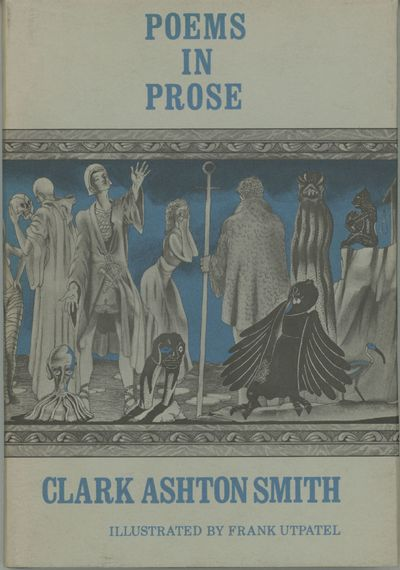 Sauk City, Wisconsin: Arkham House, 1964. Small octavo, cloth. First edition. 1016 copies printed. S...