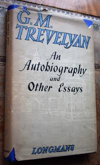 An Autobiography And Other Essays