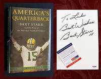 America's Quarterback (SIGNED by Bart Starr, PSA Certified)