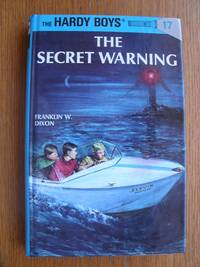 image of The Hardy Boys # 17: The Secret Warning