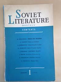 Soviet Literature Monthly 1956 No. 1