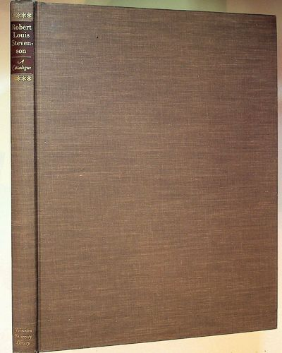 Princeton: Princeton University Library, 1971. Hardcover. Very Good. Hardcover. Bound in brown cloth...