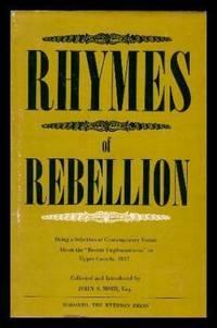RHYMES OF REBELLION