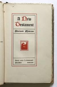 A New Testament.
