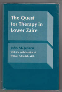 The Quest for Therapy in Lower Zaire